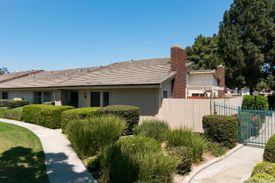 Ventura Single Family Home For Sale: 1428 Vicksburg Lane