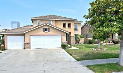 Oxnard Single Family Home Active Under Contract: 501 Grande Street