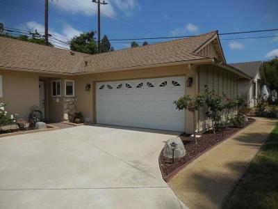 Camarillo Single Family Home For Sale: 2855 E Landen Street