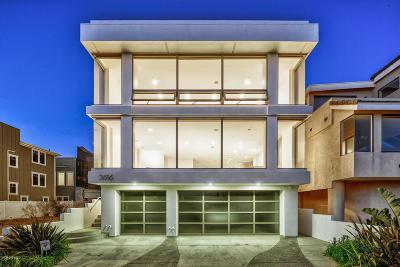 Oxnard Single Family Home Active Under Contract: 3616 Ocean Drive
