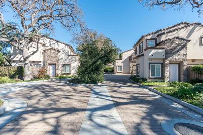 Thousand Oaks Multi Family Home For Sale: 2721-2741 Los Robles Road