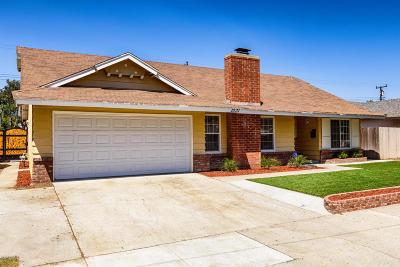 Oxnard Single Family Home For Sale: 1031 Azalea Street