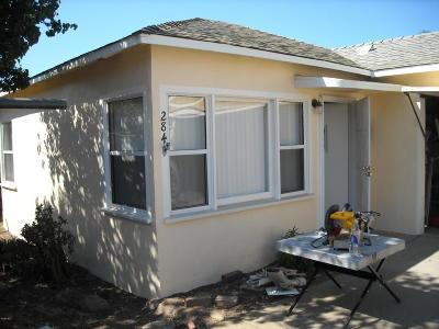 Ventura County Rental For Rent: 280 W Center Street