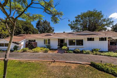 Camarillo Single Family Home For Sale: 58 Vientos Road