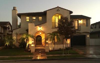 Camarillo Single Family Home For Sale: 3248 Buttercup Lane