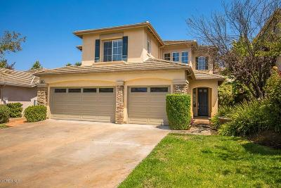 Newbury Park Single Family Home For Sale: 580 Camino Del Lago