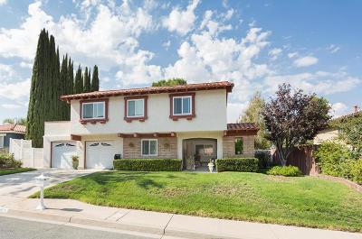 Ventura County Single Family Home For Sale: 893 Birch Hill Street