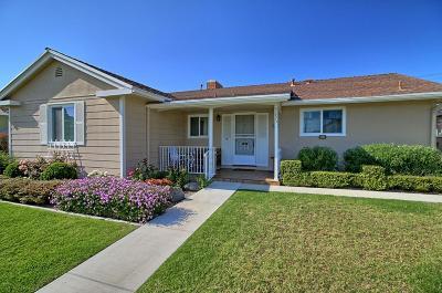 Oxnard Single Family Home For Sale: 929 W Roderick Avenue