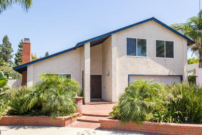 Camarillo Single Family Home Active Under Contract: 384 Nueve Court