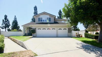 Camarillo Single Family Home For Sale: 1508 Paseo Barona