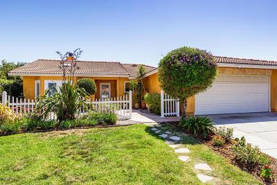 Ventura Single Family Home Active Under Contract: 7314 Wallaby Street