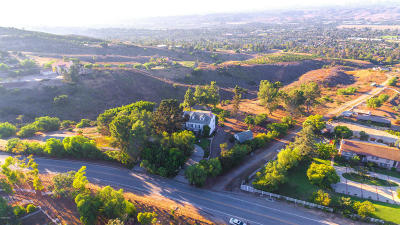 Camarillo Single Family Home For Sale: 12243 Presilla Road