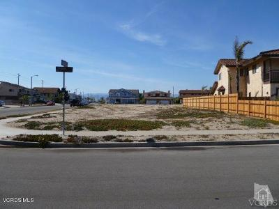 Oxnard Residential Lots & Land Active Under Contract: 4891 Dunes Ci Circle