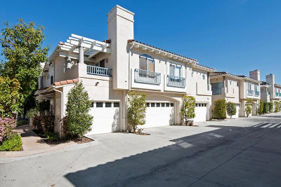 Moorpark Single Family Home Active Under Contract: 11688 Quailcreek Court
