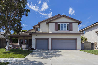 Oxnard Single Family Home For Sale: 2471 Ivory Way
