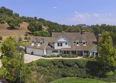 Santa Rosa (ven) Single Family Home For Sale: 11391 Glenside Lane