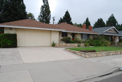 Camarillo Single Family Home For Sale: 2080 Dewayne Avenue