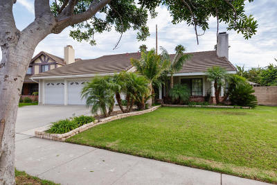 Oxnard Single Family Home For Sale: 2010 Arlene Avenue