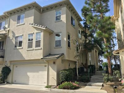Oxnard Single Family Home For Sale: 1241 Bayside Circle