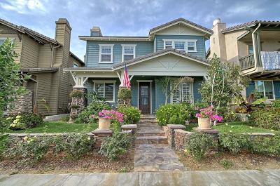 Oxnard Single Family Home Active Under Contract: 4063 Galapagos Way