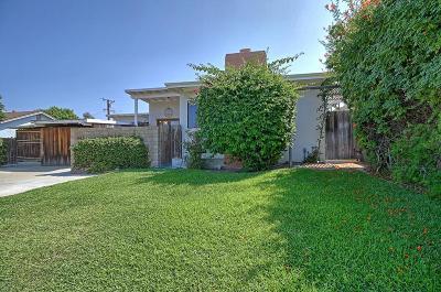 Camarillo Single Family Home For Sale: 164 Oak Street
