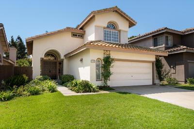 Camarillo Single Family Home Active Under Contract: 5332 Buena Mesa Court