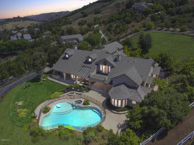 Santa Rosa (ven) Single Family Home For Sale: 13120 Andalusia Drive