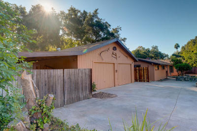 Ojai Single Family Home For Sale: 234 La Luna Avenue