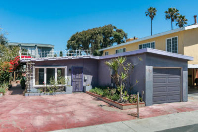 Ventura Single Family Home Active Under Contract: 1163 Pittsfield Lane