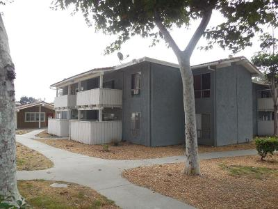 Ventura Single Family Home Active Under Contract: 1300 Saratoga Avenue #306