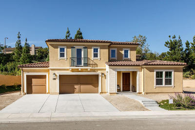 Thousand Oaks Single Family Home For Sale: 1359 Arroyo View Street