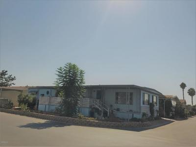 Camarillo Mobile Home For Sale: 114 Camino Valverde