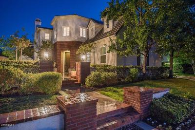 Moorpark Single Family Home For Sale: 13738 Shenandoah Way