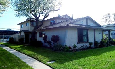 Oxnard Single Family Home For Sale: 3042 Concord Drive