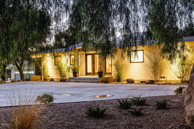Ojai Single Family Home For Sale: 1255 McNell Road