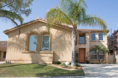 Ventura Single Family Home For Sale: 1359 Bluebonnet Avenue