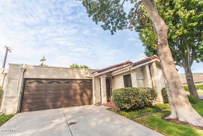 Camarillo Single Family Home For Sale: 2249 Avenida San Antero