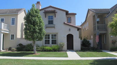 Oxnard Single Family Home Active Under Contract: 752 Nile River Drive