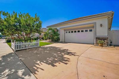 Camarillo Single Family Home For Sale: 1375 Cordova Court