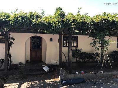 Santa Barbara Single Family Home For Sale: 5693 W Camino Cielo