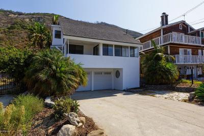 Ventura County Single Family Home For Sale: 6915 Vista Del Rincon Drive