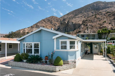 Camarillo Mobile Home For Sale: 30 Gitana Avenue #167