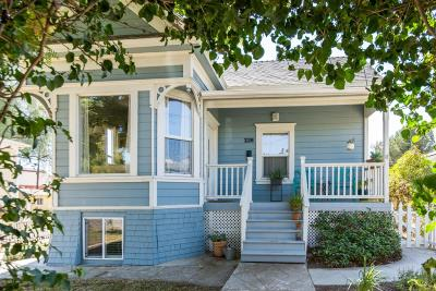 Santa Paula Single Family Home For Sale: 226 Mill Street