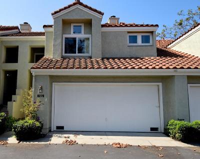 Camarillo Single Family Home For Sale: 6270 Paseo Encantada
