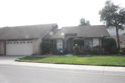 Camarillo Single Family Home For Sale: 42222 Village 42