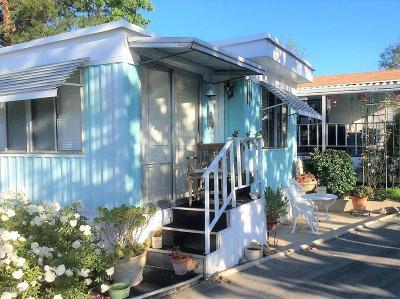 Ventura County Mobile Home For Sale: 1075 Loma Drive #52