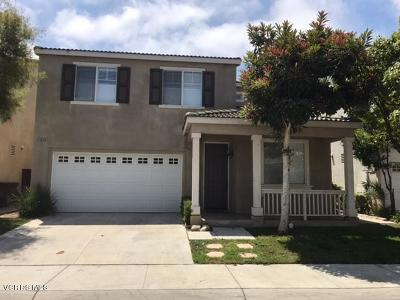 Oxnard Single Family Home Active Under Contract: 1564 Orwell Lane