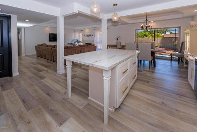 Camarillo Single Family Home Active Under Contract: 1125 Blue Oak Street