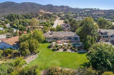 Newbury Park Single Family Home Active Under Contract: 2091 Speck Lane