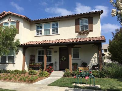 Oxnard Single Family Home For Sale: 3225 Lisbon Lane